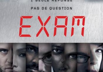 El examen